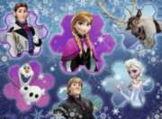 Ravensburger Frozen Cool Collage Puzzle