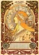 D-Toys Zodiac: Alfonse Mucha Jigsaw Puzzle