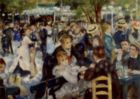 Dance at the Moulin: Renoir - 1000 pc Jigsaw Puzzle by D-Toys