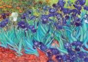 D-Toys Irises: Van Gogh Jigsaw Puzzle