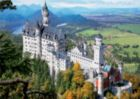 Neuschwanstein - 1000 pc Jigsaw Puzzle by D-Toys