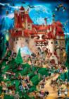 Transylvania - 1000 pc Jigsaw Puzzle by D-Toys