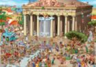 Acropolis of Athens - 1000 pc Jigsaw Puzzle by D-Toys