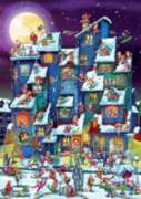 D-Toys Christmas Antics Jigsaw Puzzle