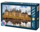 Chateau de Chambord - 1000 pc Jigsaw Puzzle by D-Toys