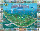 Sanibel & Captiva - 1000pc Jigsaw Puzzle by White Mountain
