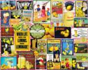 White Mountain When Life Gives You Lemons Jigsaw Puzzle