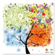 Melissa & Doug Seasons Tree Jigsaw Puzzle