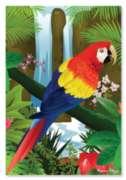 Melissa & Doug Tropical Parrot Jigsaw Puzzle