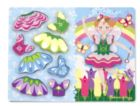 Fairy Dress-Up - Chunky Wood Puzzle By Melissa & Doug