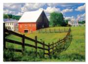 Melissa & Doug Peaceful Farm Jigsaw Puzzle