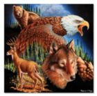 King of the Mountain - 500pc Jigsaw Puzzle By Melissa & Doug