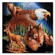 Melissa & Doug King of the Mountain Jigsaw Puzzle