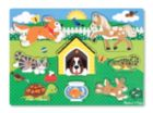 Pets - 8pc Peg Puzzle By Melissa and Doug