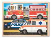 Melissa & Doug To the Rescue! Jigsaw Puzzle