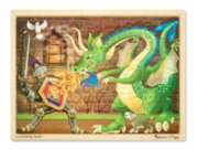 Melissa & Doug Dragon Jigsaw Puzzle