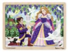 Princess - 24pc Wooden Jigsaw Puzzle By Melissa & Doug