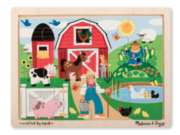 Melissa & Doug Farm Fun Jigsaw Puzzle