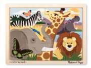 Melissa & Doug Safari Jigsaw Puzzle