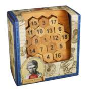 Professor Puzzle Great Minds Aristotle's Number Brain Teaser Puzzle