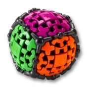 Meffert's Gear Ball Brain Teaser