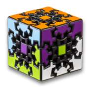 Meffert's Gear Cube Brain Teaser