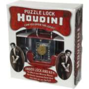 Professor Puzzle Houdini Under Lock and Key Brain Teaser