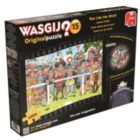 WASGIJ: Run Like The Wind - 1000pc Jigsaw Puzzle by Jumbo