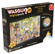 Uproar at the Vets WASGIJ Puzzle by Jumbo