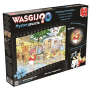 Camping Commotion WASGIJ Puzzle by Jumbo