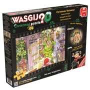 Christmas Getaway WASGIJ Puzzle by Jumbo