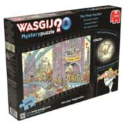 Final Hurdle WASGIJ Puzzle by Jumbo