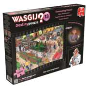 Commuting Chaos WASGIJ Puzzle by Jumbo