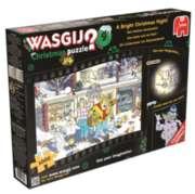 Bright Christmas Night WASGIJ Puzzle by Jumbo