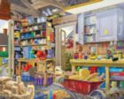 Grampa's Shed - 1000pc Jigsaw Puzzle by White Mountain