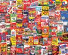Wacky Packs - 1000pc Jigsaw Puzzle by White Mountain