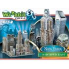 Midtown East - 875pc 3D Puzzle by Wrebbit