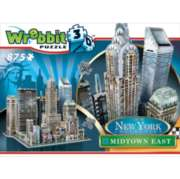 Wrebbit Midtown East 3D Puzzle