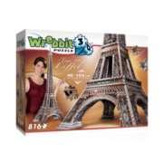 Wrebbit La Tour Eiffel 3D Puzzle