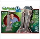 Empire State Building - 975pc 3D Puzzle by Wrebbit