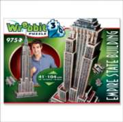 Wrebbit Empire State Building 3D Puzzle