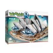 Wrebbit Sydney Opera House 3D Puzzle