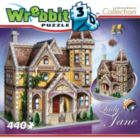 Lady Jane - 440pc 3D Puzzle by Wrebbit