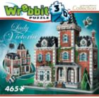 Lady Victoria - 465pc 3D Puzzle by Wrebbit