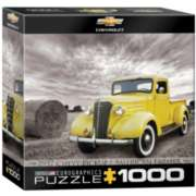 Eurographics 1937 Chevy Pickup Truck (Small Box) Jigsaw Puzzle