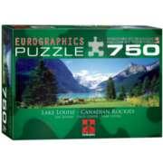 Eurographics Lake Louise Puzzle Jigsaw Puzzle