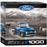 Eurographics 1954 Ford F-100 (Classic Car Collection) Jigsaw Puzzle