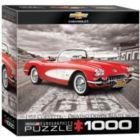 1959 Corvette (Small Box) - 1000pc Jigsaw Puzzle by Eurographics