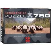 Eurographics Panda Cubs Jigsaw Puzzle