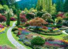 Butchart Gardens Sunken Garden - 1000pc Jigsaw Puzzle by Eurographics